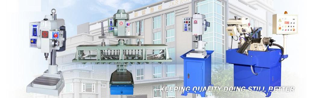 Nhà cung cấp và phân phối máy khoan máy ta rô tự động hiệu Jarhon xuất xứ Đài Loan