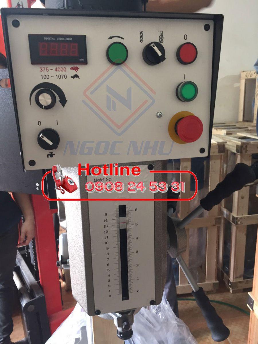 Nhà cung cấp máy khoan nóng chảy tốc độ cao hiệu Linmac xuất xứ Đài Loan Model DP-920GH