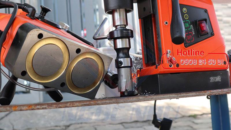 máy khoan từ 50mm giá rẻ model ck-50