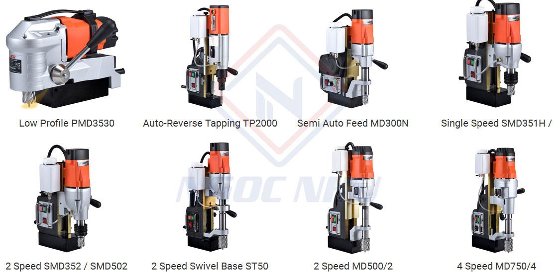 Magnetic drilling machine AGP
