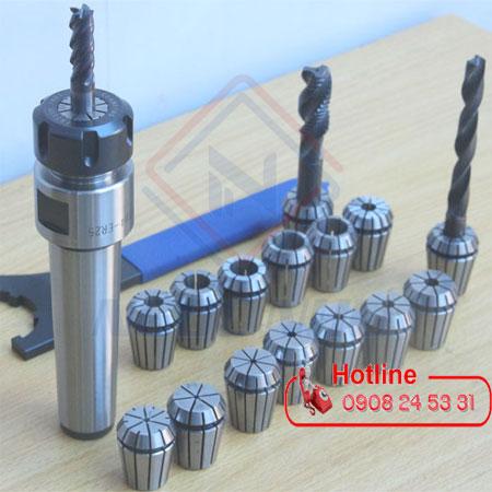 Bộ cáng kẹp mũi dao phay ngón MTB4-ER25