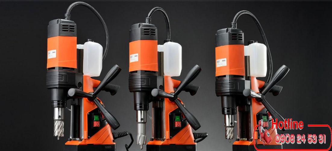 Đại lý cung cấp máy khoan từ 35mm 50mm 120mm giá rẻ model DX-35 DX50 DX-120