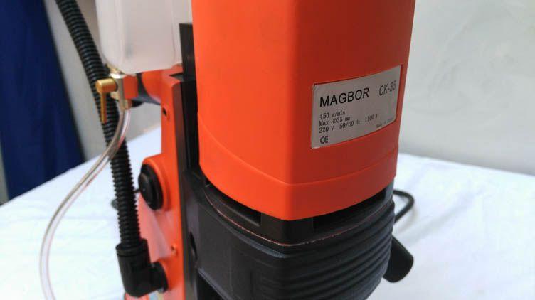 máy khoan từ giá rẻ magbor ck-50